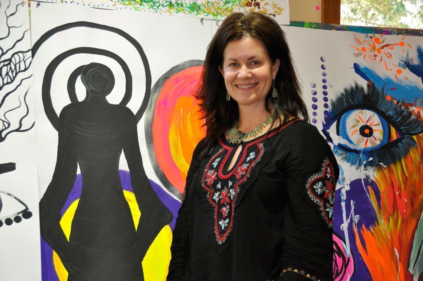 Jennifer Pocurull - Expressive Arts