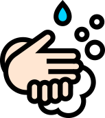 handwashing icon